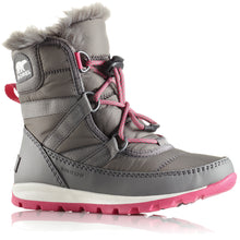 Load image into Gallery viewer, Girl's Sorel Whitney Short Boot