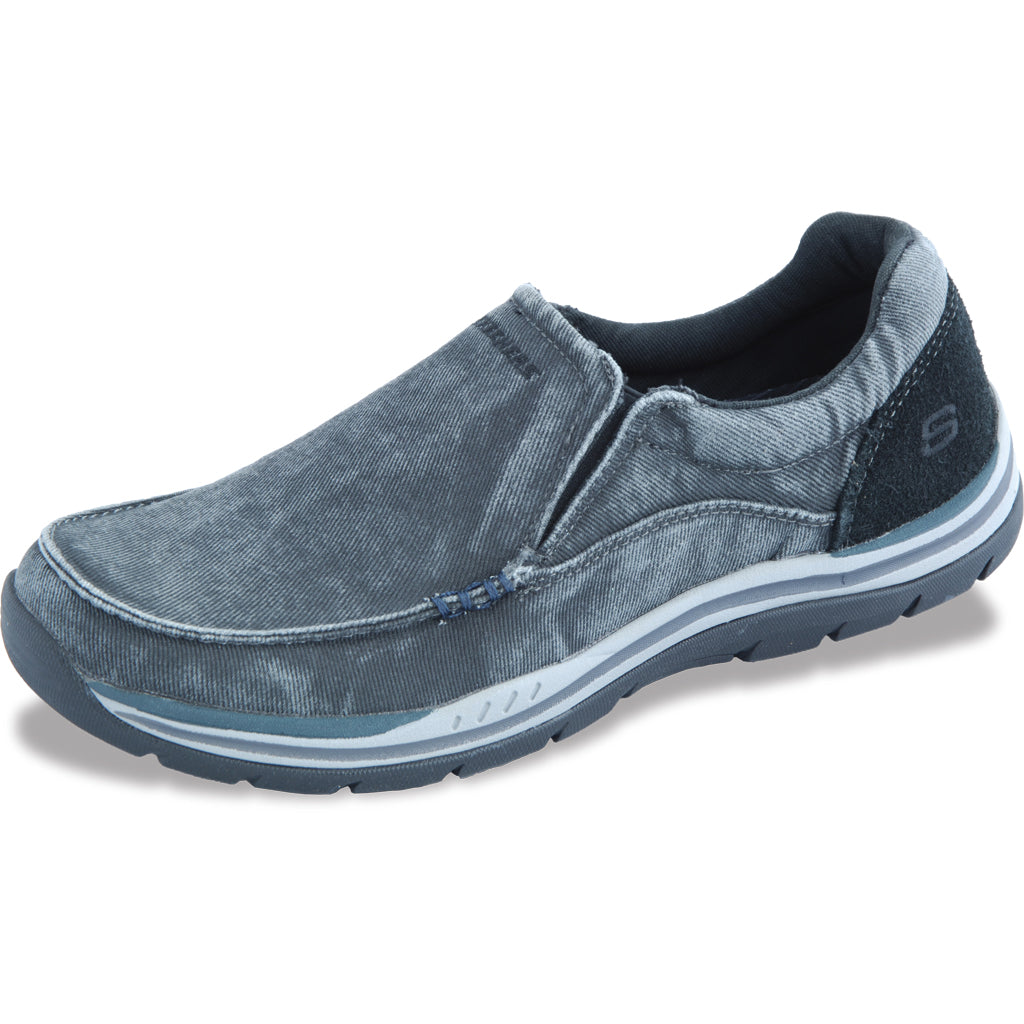 179c9d8958abb Men's Skechers Avillo Slip On Shoe | Winnipeg Outfitters