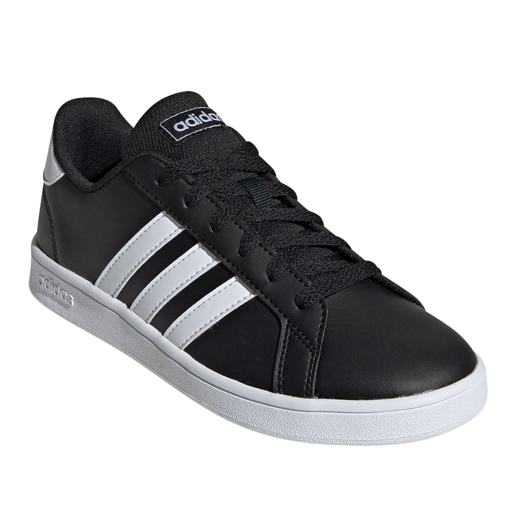 Kids Adidas Grand Court Shoe