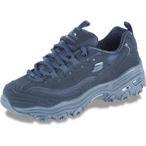 Girl's Skechers D'Lites Color Chrome Shoe