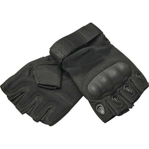 Mil-Spex Fingerless All Weather Assult Gloves