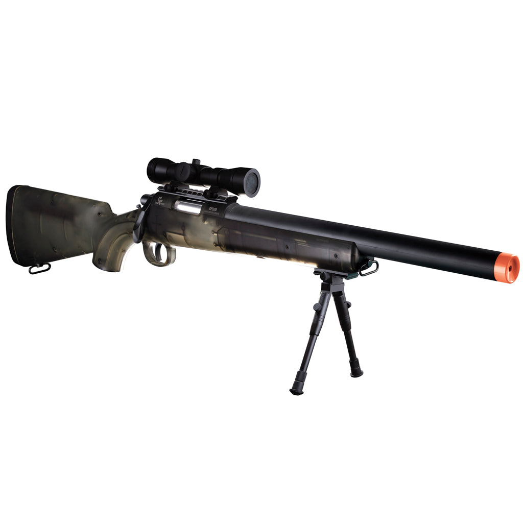 Crosman Game Face Softair Sniper Kit