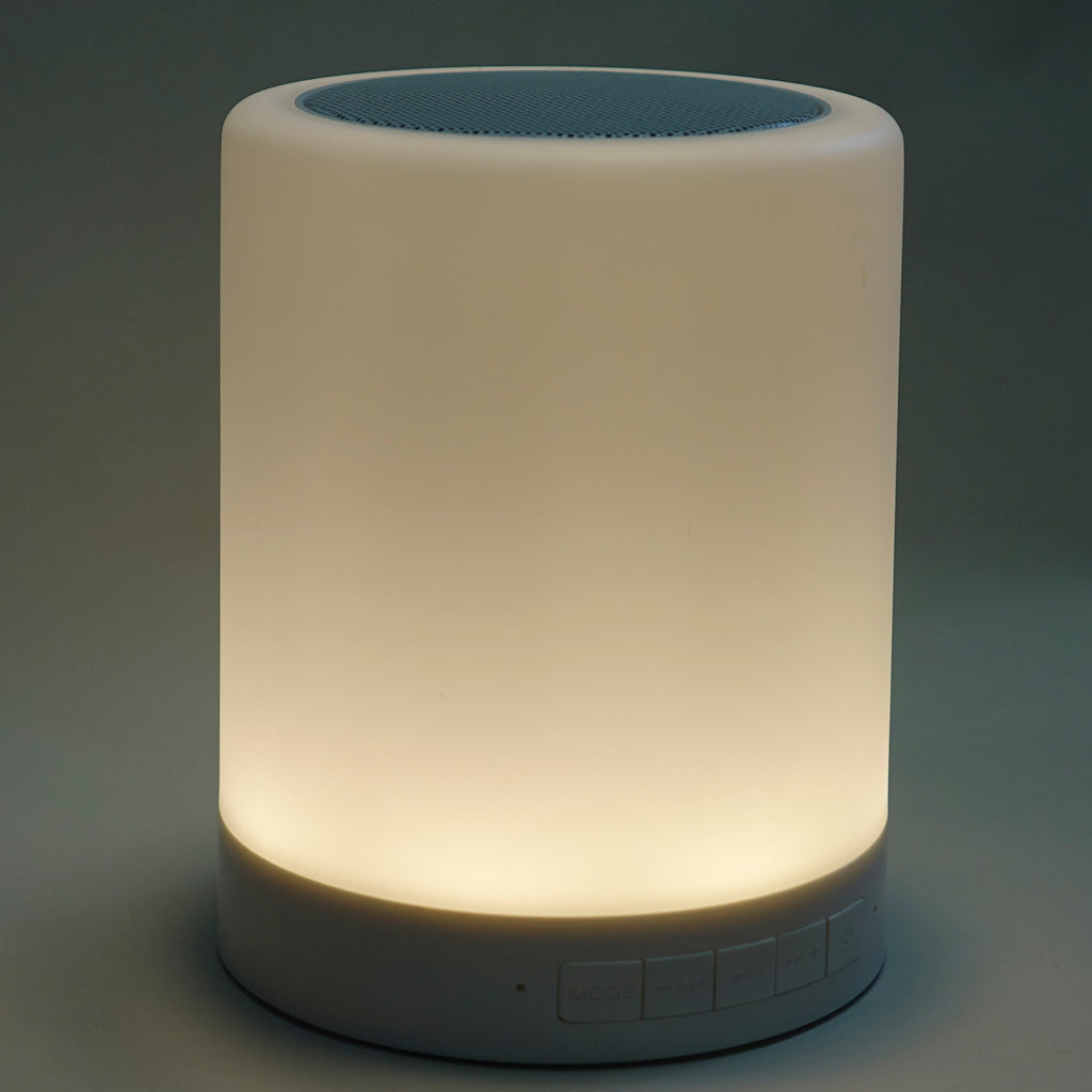 Iceberg Bluetooth Speaker / LED Lamp