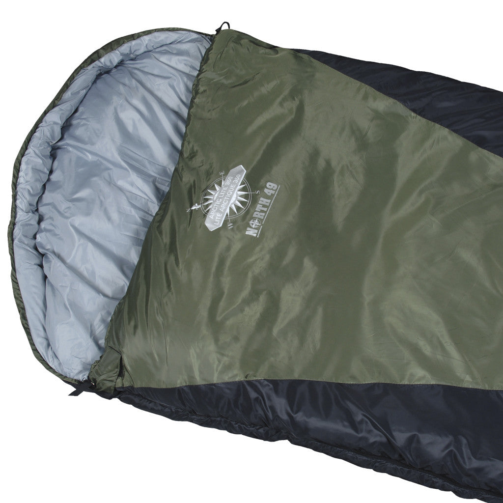 North 49 Arctic Lite Compact Sleeping Bag