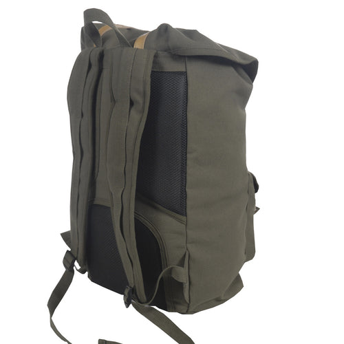 World Famous Canvas Back Pack