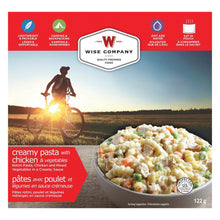 Load image into Gallery viewer, Wise Company Camping Food - Creamy Pasta w/Chicken