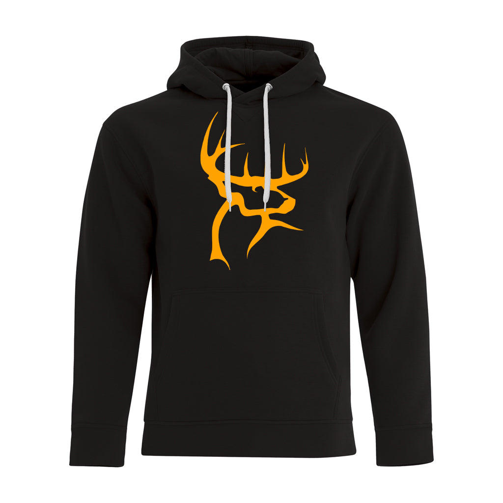 Unisex Custom Graphic Buck Hoody
