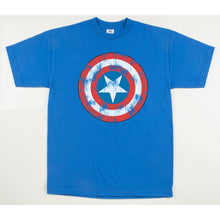 Load image into Gallery viewer, Youth Custom Printed Captain America Sheild