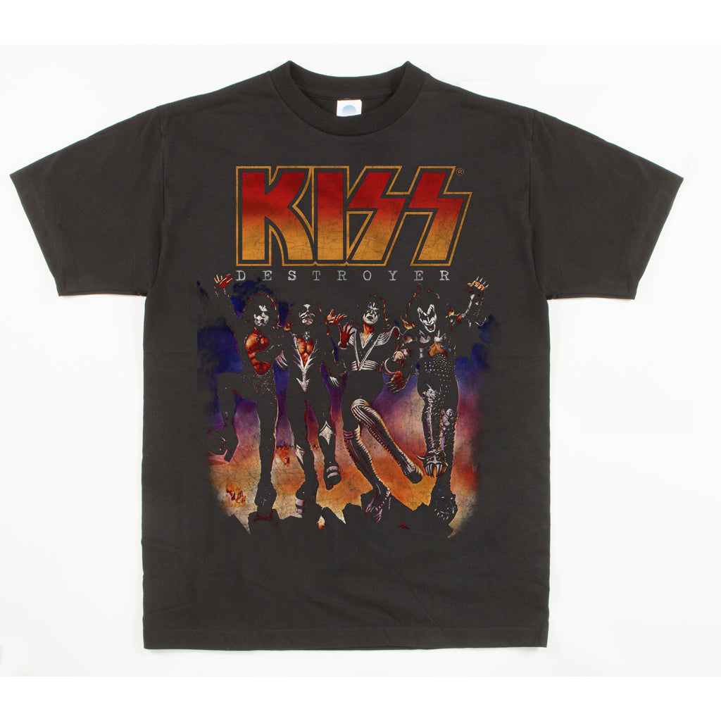 Unisex Custom Printed Kiss Destroyer Tee