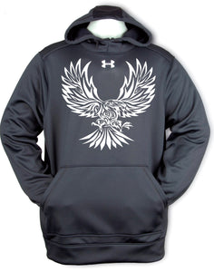 Under Armour Printed Eagle Wings Hoody