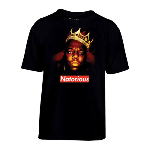 Unisex Custom Printed Notorious Tee