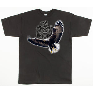 Unisex Custom Printed Spirit Eagle Tee