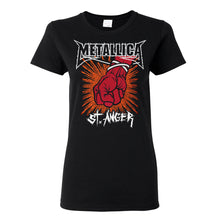 Load image into Gallery viewer, Women's Graphic Metallica St. Anger Tee