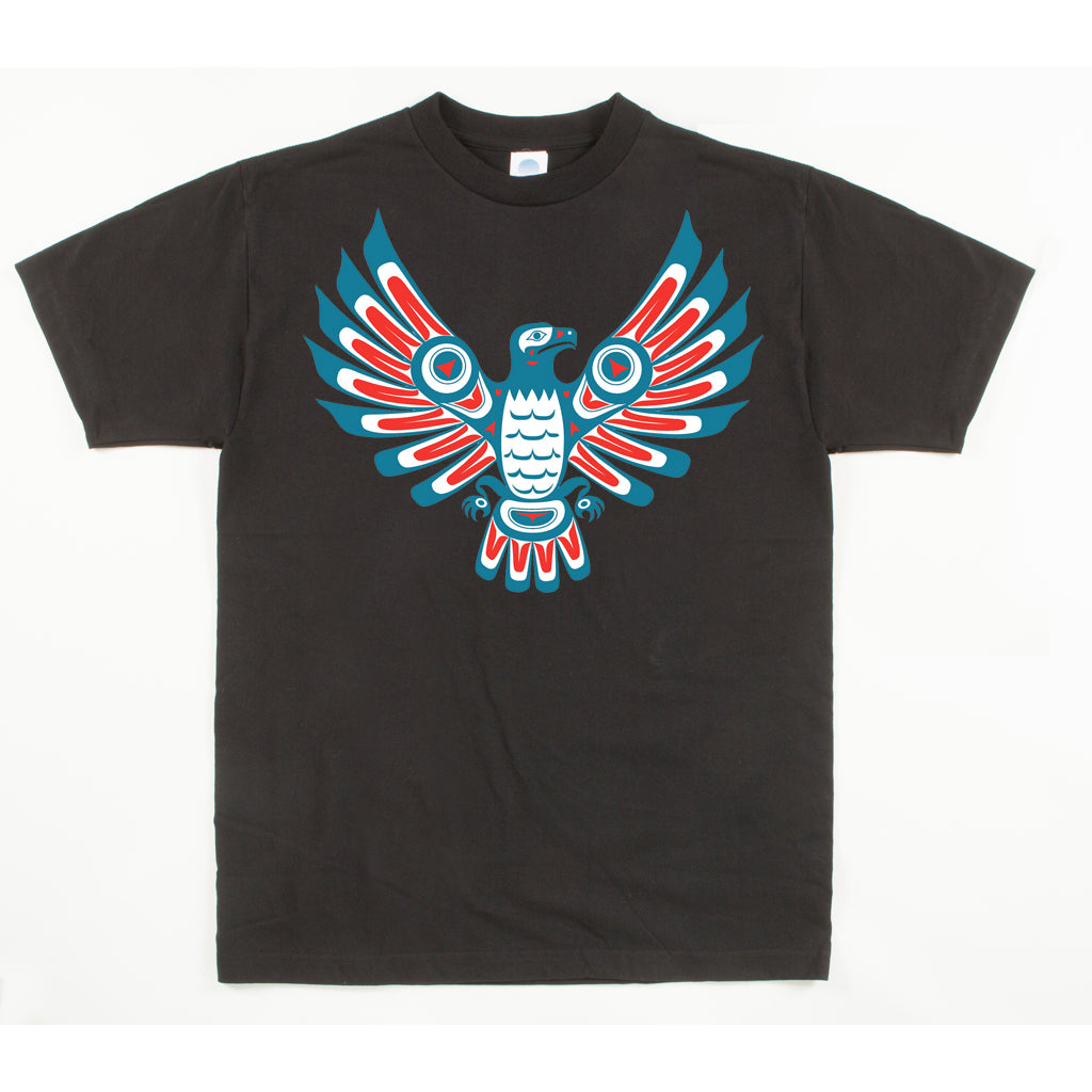 Unisex Custom Printed Thunder Bird Tee