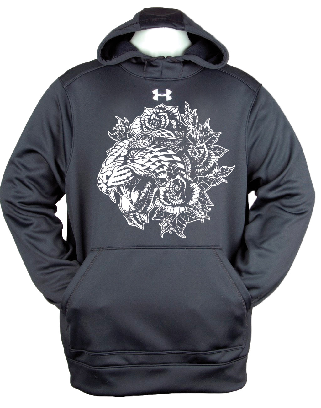 Under Armour Printed Tiger Rose Hoody