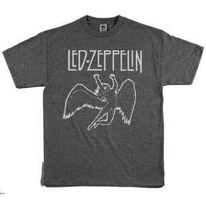 Unisex Custom Printed Led Zeppelin Tee