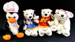 Nascar and Coke Bears