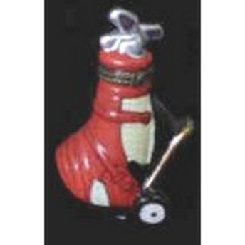 Golf Bag Trinket Box