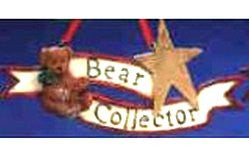 Bear Collector Ornament