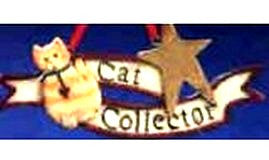 Cat Collector Ornament