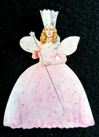 Wizard Of Oz Mini Diecut For Scrapbooking - Glinda