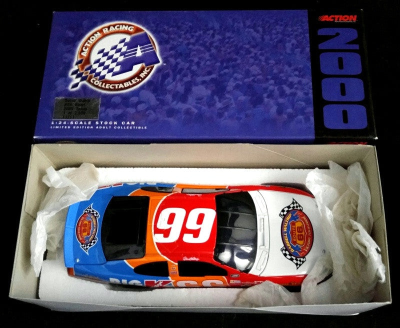 Darrell Waltrip 2000 Action Victory Tour 1/24 scale