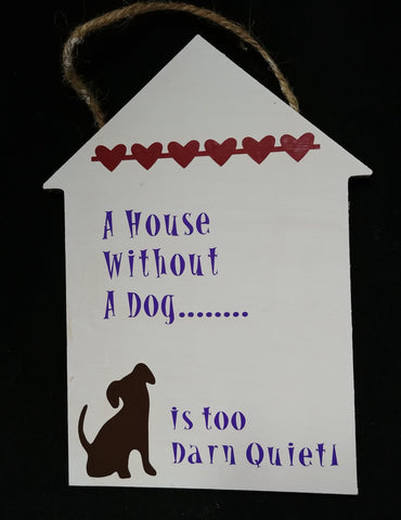A House Without a Dog