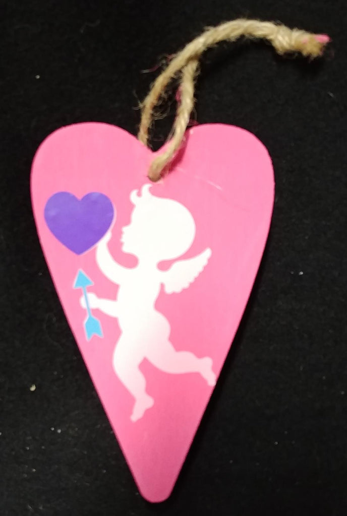 Valentine Day Cupid Ornament