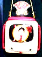 Betty Boop T.V. Ornament
