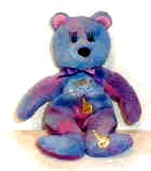 Star # 64 Genie/Bottle Bear - Christina Aguilera