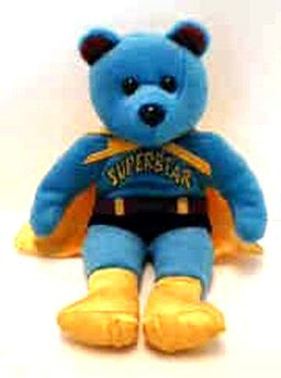 Star # 63 Super Bear - Superman