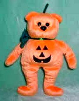 Star # 94 Great Pumpkin Bear