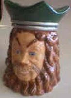 Cowardly Lion Salt And Pepper