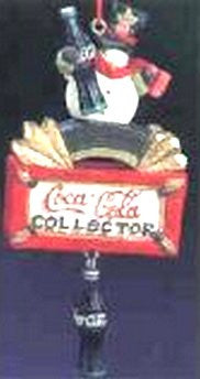 Coca Cola Collector Ornament