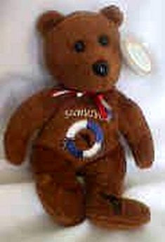 Star # 78 Survivor Bear - Reminds Me Of Survivor Australia