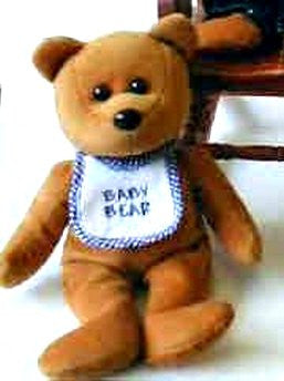 Star # 84 Baby Bear - From Goldilocks And The Three Bears