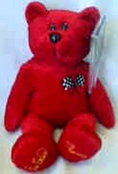 Bill Elliott Collecticritters Promo Bear