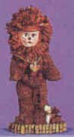 Wizard Of Oz Effanbee Cowardly Lion Ornament