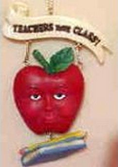 Teachers Have Class Ornament