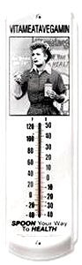 I Love Lucy Thermometer