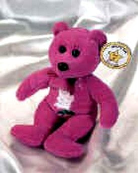 STAR # 2 Rose Bear - Reminds Me Of Rosie O'Donnell