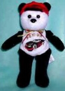 Star # 59 TRIBUTE BEAR Earnhardt Sr. LIMITED EDITION and going fast!