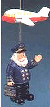 Airline Pilot Ornament