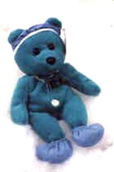 STAR # 23 E.R. Hunk Bear - Reminds Me Of George Clooney