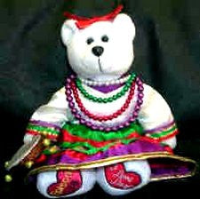 I Love Lucy Gypsy Bear Limited to Only 5000