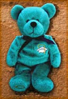Commencement the Graduation Holy Bear Teal