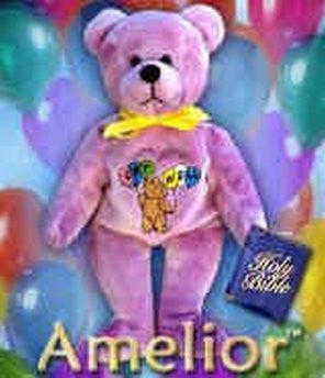 Amelior The Get Well Holy Bear Youth