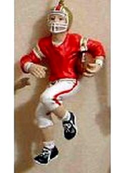 Football Boy Ornament