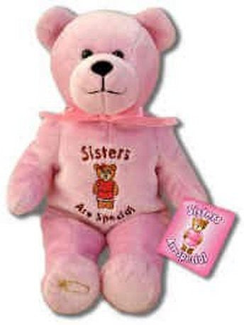 God Bless Our Sisters Holy Bear