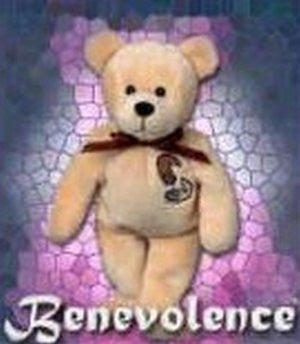 Benevolence the Good Samaritan Holy Bear